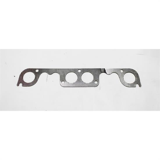 Garage Sale - Cometic EX300064AM S/B Chevy Exhaust Gaskets-Brodix Spread Port, Round