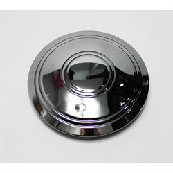 Garage Sale - GM Rally Style Wheel Highway Patrol Hubcap, Polished, 15 Inch Rim