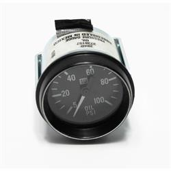 Garage Sale - Stewart Warner 284D Heavy Duty 2-1/16 In Oil Pressure Gauge-Mechanical