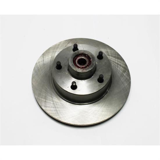 Garage Sale - 11 Inch Mustang II Rotor with GM 4.75 Inch Bolt Circle, Metric Caliper