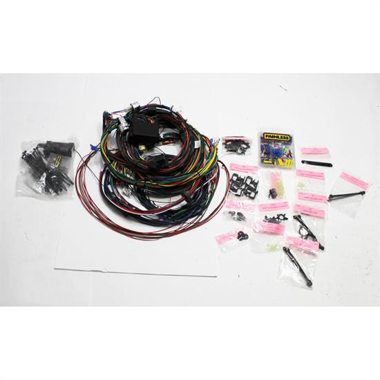 garage sale painless wiring 20122 1969 1970 mustang 22 circuit wiring harness