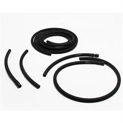 Garage Sale - Black Push-On Hose, -6 AN, 19 Feet
