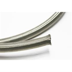 Garage Sale - Aeroquip Stainless Steel Braided Low Pressure Hose, 9/16 Inch ID, -10 AN, 5 Feet