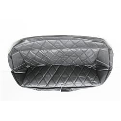 Garage Sale - EMPI 3061 Buggy Rear Bench Seat Cover, Black Diamond Pattern, 38 Inch