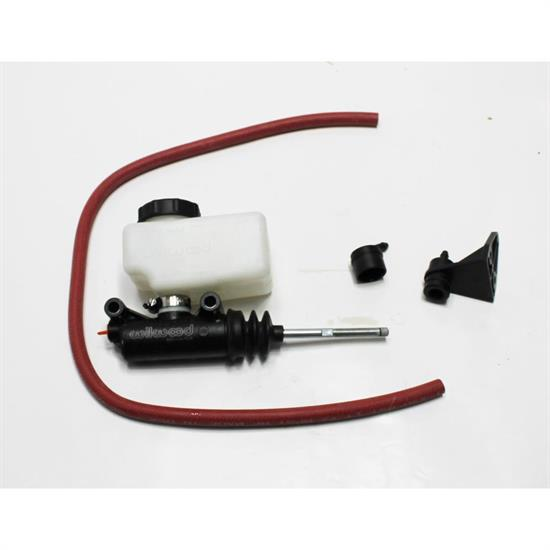 Garage Sale - Wilwood 260-12388 Short Remote Side Mount Master Cylinder Kit, 1 Inch
