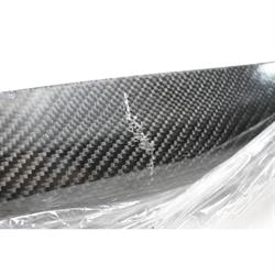 Garage Sale - Carbon Fiber Leading Edge Protector, Top Only