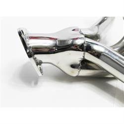 Garage Sale - Dynatech 730-10010 Stainless Steel Tight-Fit, Block Hugger Headers