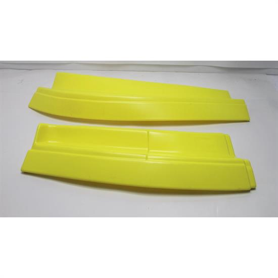 Garage Sale - Performance Bodies MD3 Gen 3 Lower Valance, 2-Piece, Yellow Right Hand
