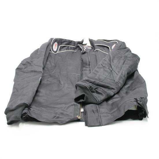 Garage Sale - Bell Endurance II Driving Suit Jacket Only, 2-Piece Black XL, SFI