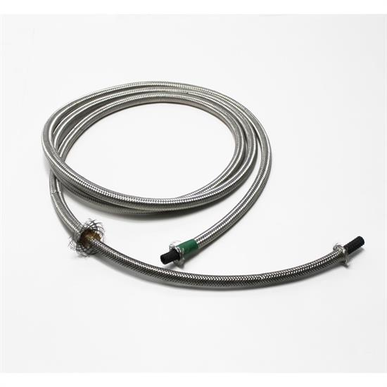 Garage Sale - Stainless Steel Braided Hose, -6 AN