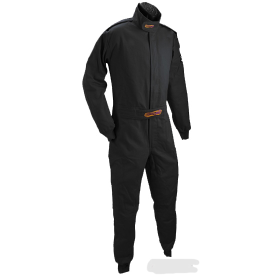 Garage Sale - Speedway Economy One-Piece Racing Suit, One-Layer, SFI-1 Rated, Size Medium