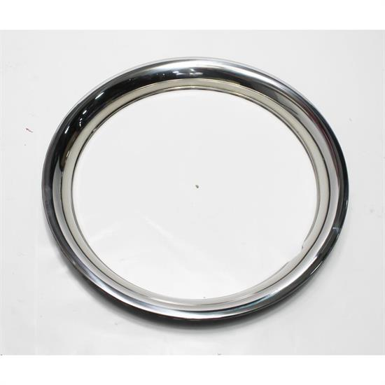 Garage Sale - Stainless Steel 15 Inch Beauty Ring, Smooth