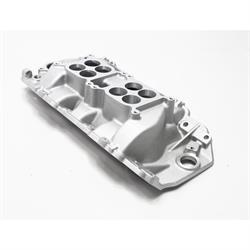 Garage Sale - Edelbrock 5421 396-454 Chevy Dual Quad Intake Manifold, Rectangle Port