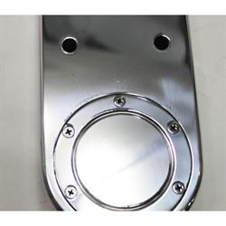 Garage Sale - Steer Clear Steering Box Drop, Polished Finish, 14 Inch