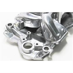 Garage Sale - Professional Products Crosswind Small Block Chevy Intake Manifold, Polished