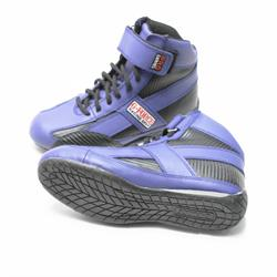 Garage Sale - G-FORCE 236 Pro Series Racing Shoes, Blue, Size 9.5