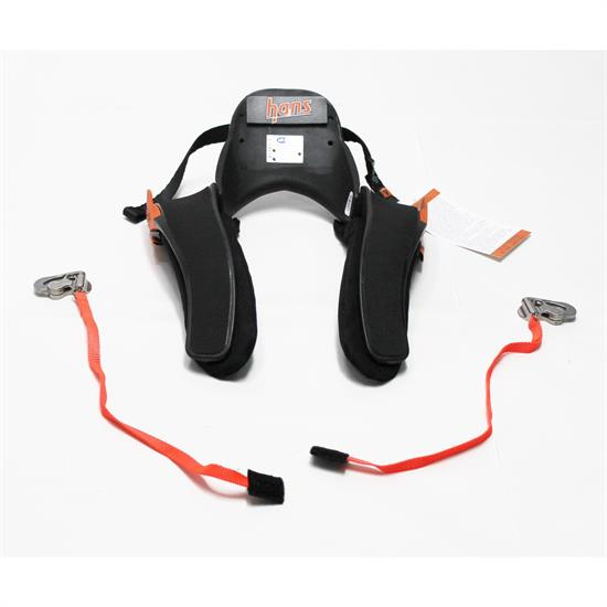 Garage Sale - HANS DK12034-421 Adjustable Hans Device, Quick Click, SA, Medium