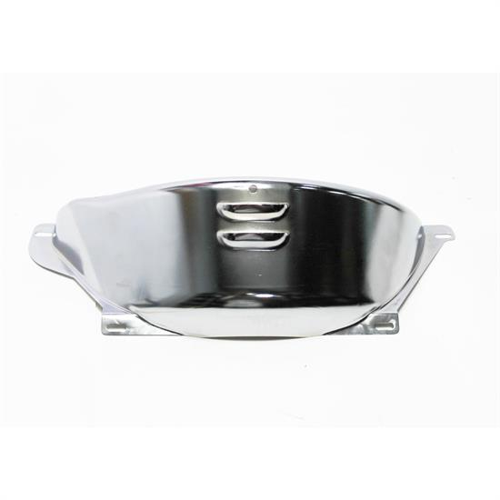 Garage Sale - GM 700R4 Flexplate/Flywheel Dust Cover-Chrome