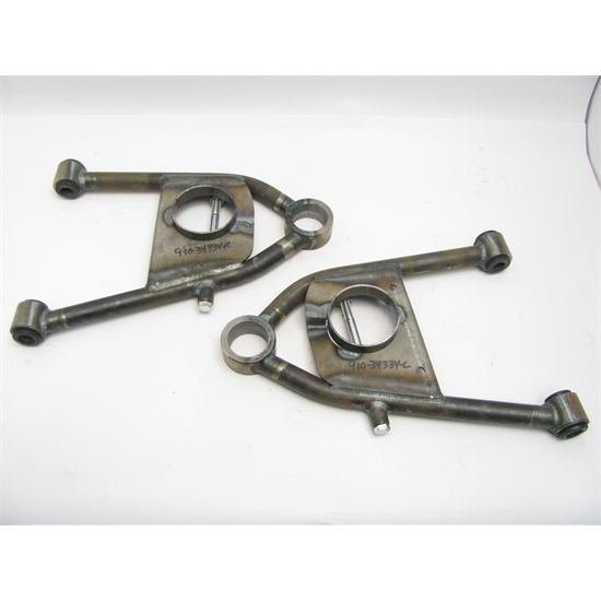 Garage Sale - Speedway Mustang II Tubular Lower Arms for Stock Spring/Shock, No Strut