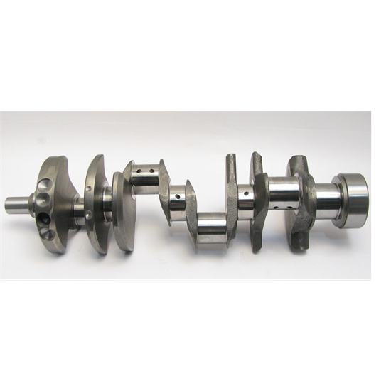 Scat 9-10526R 350 Chevy Cast Crankshaft, 1