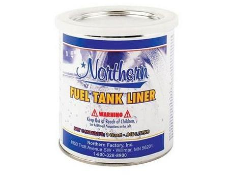 To Line The Tank Tape Over All Holes In Except For One You Will Pour Sealer Tanks Less Than 12 Gallons Can Be Done With 1