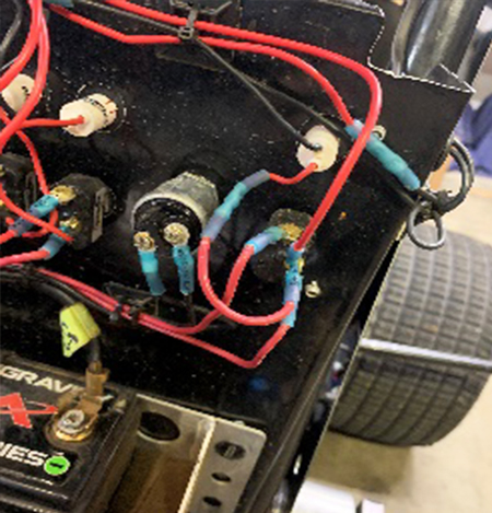How to Wire a Lightning Sprint Engine | Sprint Car Wiring Diagram |  | Speedway Motors