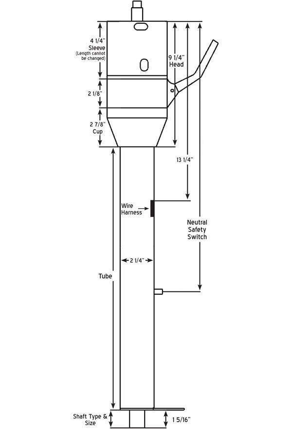 ididit steering column wiring diagram flaming river