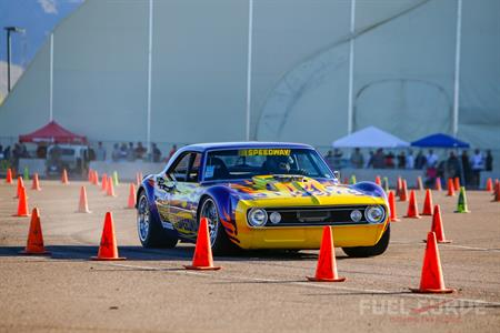 Day At The Track >> A Day At The Track Robby Unser Wins Goodguys Autocrosser Of