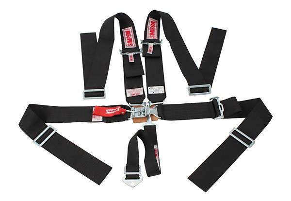 The Right Race Harness