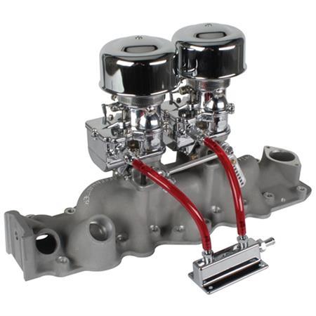 How To Set Up Multiple Carburetors on a Vintage Engine