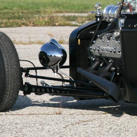 Solid Axle Front Suspension Options