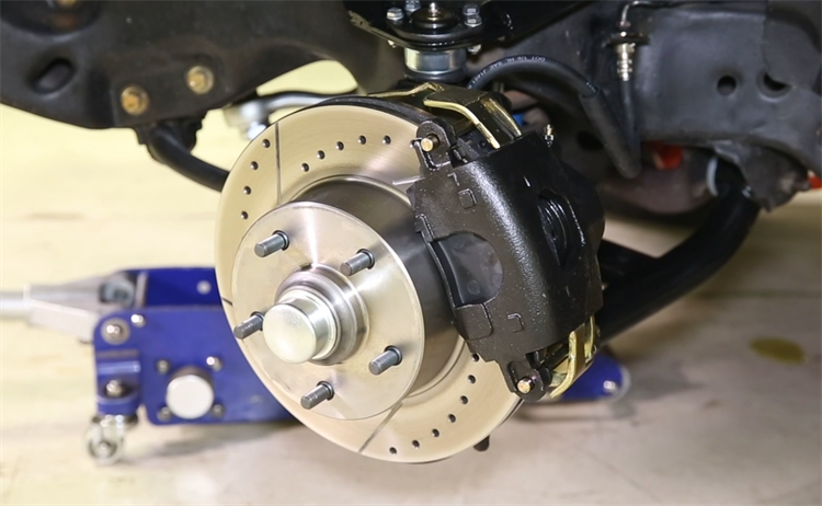 Project Chevelle: Disc Brakes Tech Article