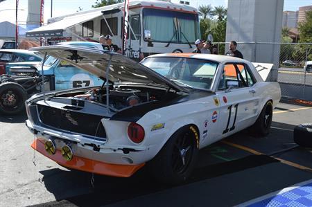 The Race Cars of SEMA 2018
