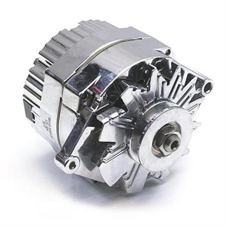 One Wire Alternator Conversion