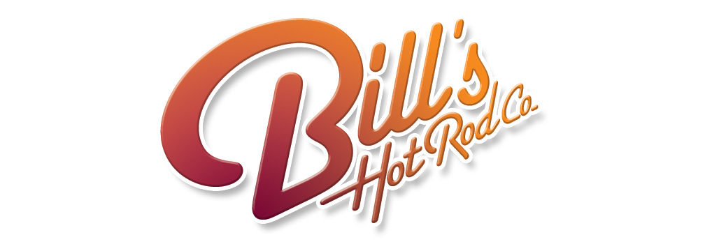Bills Hot Rod Co Logo