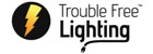 Trouble Free Lighting Logo