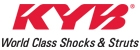 KYB Shocks & Struts Logo