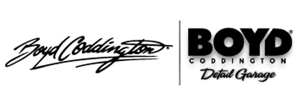 Boyd Coddington Detail Garage Logo