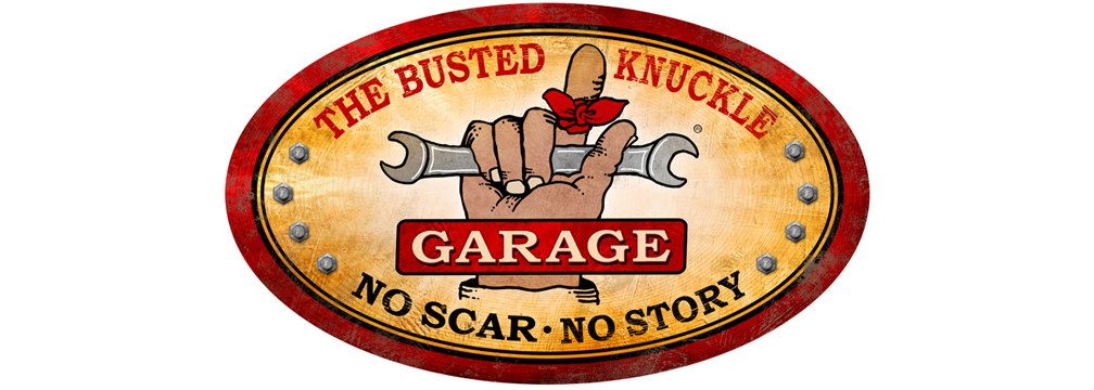 Busted Knuckle Garage Logo