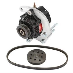 Alternators, Generators, and Charging