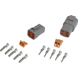 Muscle Car Electrical Connectors and Sockets - Free Shipping