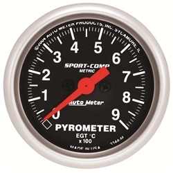 Boost/Pyrometer Gauges