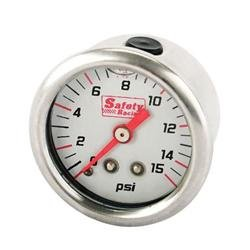 Fuel Pressure Gauges