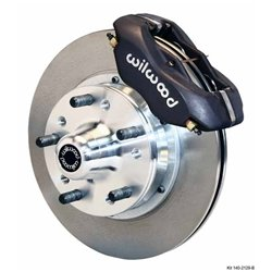 Street Rod Disc Brakes - Free Shipping @ Speedway Motors