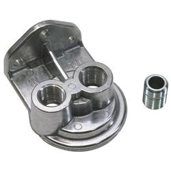 Remote Oil Filter Mounts