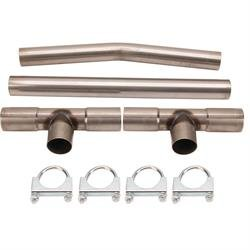 Exhaust H-Pipes