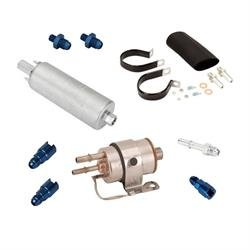 Fuel Pumps, Regulators, Sending Units