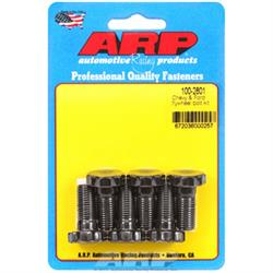 ARP 100-2801 Chevy / Ford High Performance Flywheel Bolt Kit, 6-Piece