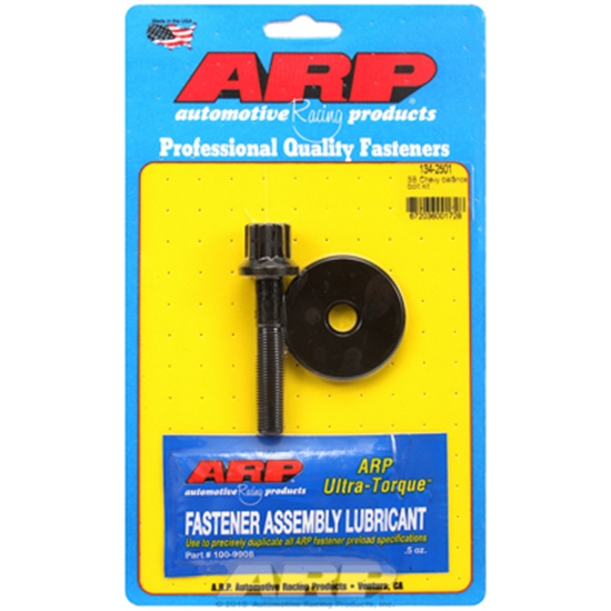 ARP 134-2501 SB Chevy Balancer Bolt 7//16-20 Thread Size 2.470 UHL 12-Point