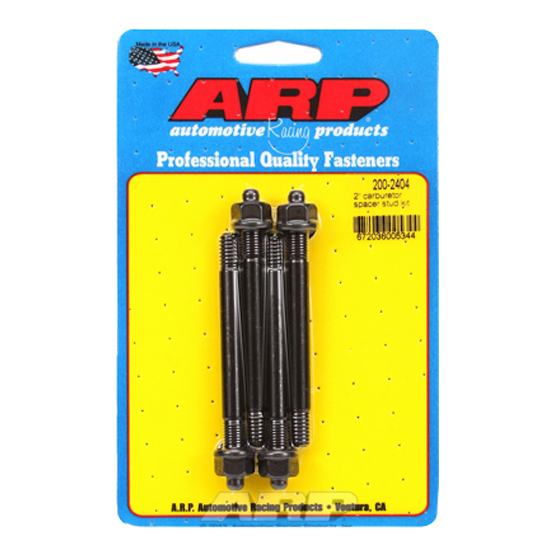 ARP Fasteners 200-2404 Carburetor Mounting Studs For 2 In Spacer
